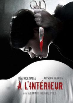 A L'intérieur de Julien Maury & Alexandre Bustillo - 2007 / Horreur