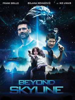 Beyond Skyline de Liam O'Donnell - 2017 / Science-Fiction