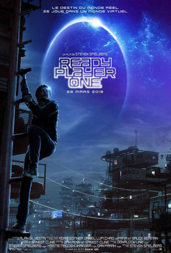 Ready Player One de Steven Spielberg - 2018 / Science-Fiction