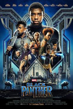 Black Panther de Ryan Coogler - 2018 / Fantastique