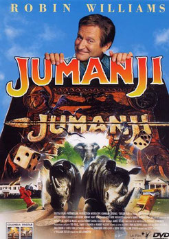 Jumanji de Joe Johnston - 1995 / Fantastique