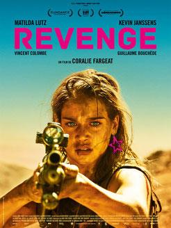 Revenge de Coralie Fargeat - 2018 / Rape & Revenge