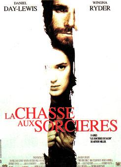 La Chasse Aux Sorcières de Nicholas Hytner - 1996 / Thriller