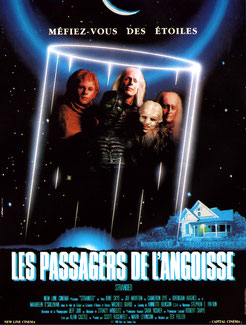 Les Passagers de l'Angoisse de Fleming B. Fuller - 1987 / Science-Fiction