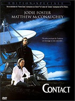 Contact de Robert Zemeckis - 1997 / Science-Fiction