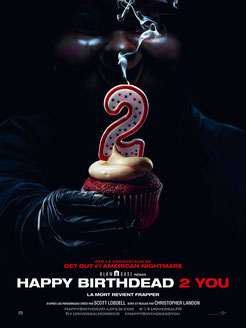 Happy Birthdead 2 You de Christopher Landon - 2019 / Horreur