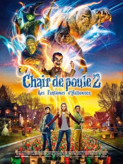 Chair De Poule 2 - Les Fantômes d'Halloween de Ari Sandel - 2018 / Fantastique