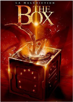 The Box de Ryan Bellgardt - 2017 / Horreur