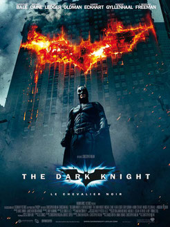 The Dark Night - Le Chevalier Noir de Christopher Nolan - 2008 / Fantastique