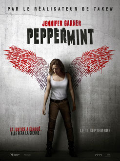 Peppermint de Pierre Morel - Thriller