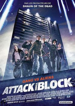 Attack The Block de Joe Cornish - 2011 / Science-Fiction - Comédie