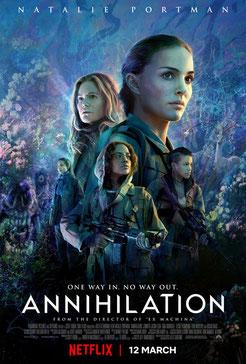 Annihilation de Alex Garland - 2018 / Science-Fiction