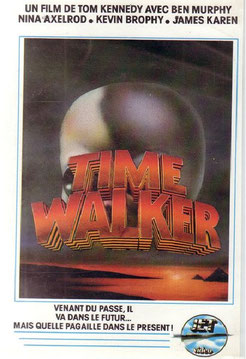 Time Walker de Tom Kennedy (1982)