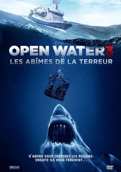 Open Water 3 - Les Abîmes De La Terreur de Gerald Rascionato - 2017 / Horreur