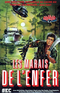 Les Marais de l'Enfer de Joe Catalanotto & Martin Folse (1985)