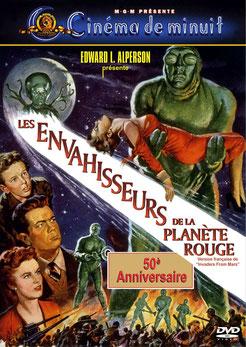 Les Envahisseurs De La Planète Rouge de William Cameron Menzies - 1953 / Science-Fiction