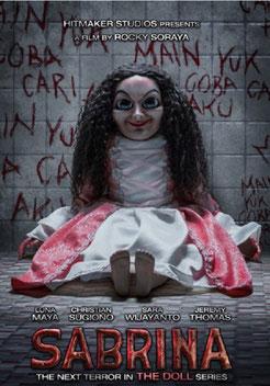 Sabrina de Rocky Soraya - 2018 / Horreur