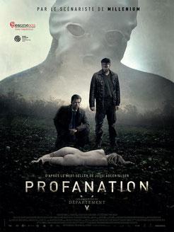 Les Enquêtes Du Département V : Profanation de Mikkel Nørgaard - 2014 / Thriller
