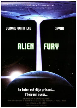 Alien Fury de Rob Hedden - 2000 / Science-Fiction
