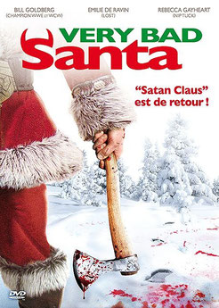 Very Bad Santa de David Steiman - 2005 / Horreur - Comédie