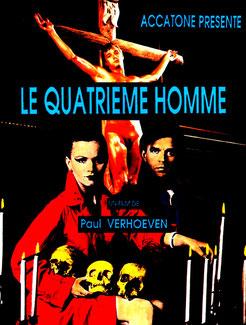 Le Quatrième Homme de Paul Verhoeven - 1983 / Thriller