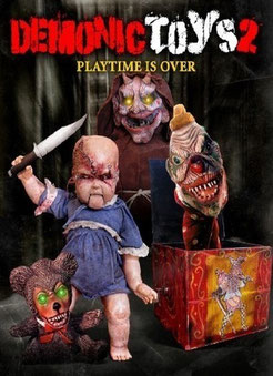 Demonic Toys 2 de William Butler - 2010 / Horreur
