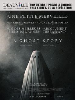 A Ghost Story de David Lowery - 2017 / Fantastique