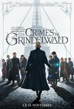 Les Animaux Fantastiques 2 - Les Crimes De Grindelwald de David Yates - 2018 / Fantastique