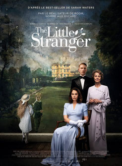 The Little Stranger de Lenny Abrahamson - 2018 / Epouvante - Horreur