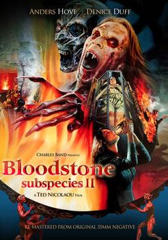 Bloodstone - Subspecies 2 de Ted Nicolaou - 1993 / Horreur