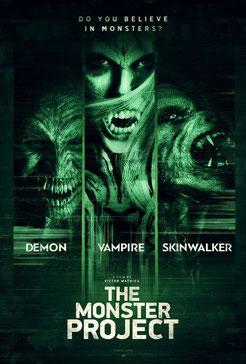 The Monster Project de Victor Mathieu - 2017 / Horreur
