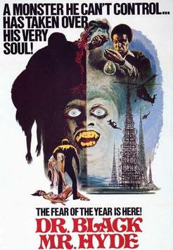 Dr. Black, Mr. Hyde de William Crain (1976)