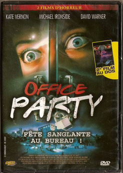 Office Party de George Mihalka - 1988 / Thriller / Horreur