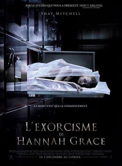 L'Exorcisme de Hannah Grace de  Diederik Van Rooijen - 2018 / Epouvante - Horreur