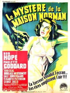 Le Mystère De La Maison Norman de Elliott Nugent - 1939 / Comdie - Horreur