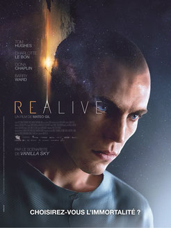 Realive de Mateo Gil - 2016 / Science-Fiction