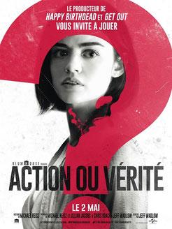 Action Ou Vérité de Jeff Wadlow - 2018 / Horreur
