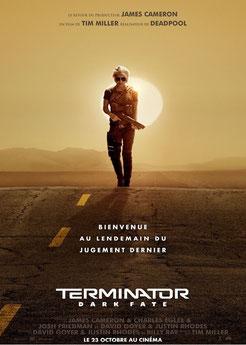 Terminator - Dark Fate de Tim Miller (2019)
