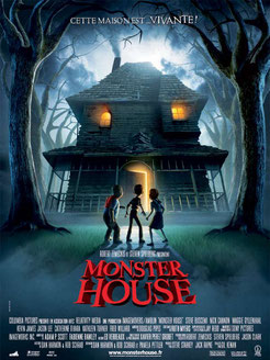 Monster House de Gil Kenan - 2006 /Animation- Horreur