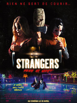 Strangers : Prey At Night de Johannes Roberts - 2018 / Slasher - Horreur