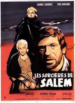 Les Sorcières De Salem de Raymond Rouleau - 1957 / Drame - Horreur