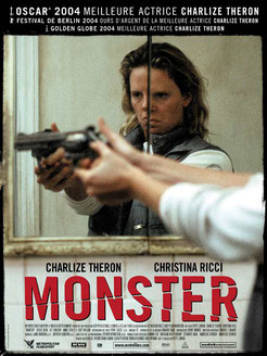 Monster de Patty Jenkins - 2003 / Thriller - Serial-Killer