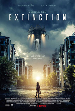 Extinction de Ben Young (2018)