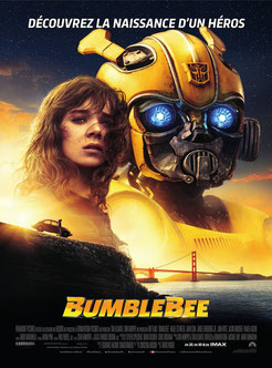 Bumblebee de Travis Knight - 2018 / Science-Fiction