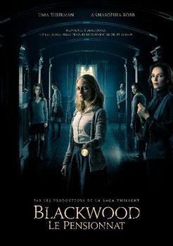 Blackwood - Le Pensionnat de Rodrigo Cortés (2018)