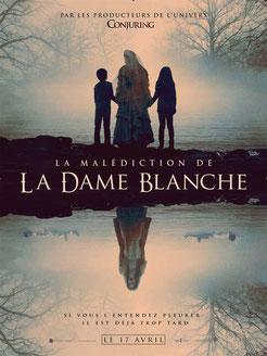 La Malédiction De La Dame Blanche de Michael Chaves - 2019 / Horreur