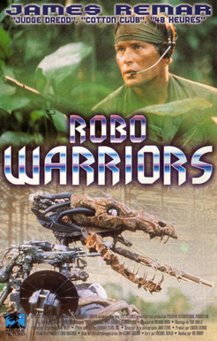 Robo Warriors de Ian Barry - 1996 / Science-Fiction