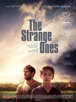 The Strange Ones de  Christopher Radcliff & Lauren Wolkstein - 2017 / Thriller