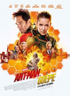 Ant-Man Et La Guêpe de Peyton Reed - 2018 / Fantastique