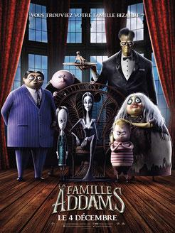 La Famille Addams de Greg Tiernan & Conrad Vernon (2019)